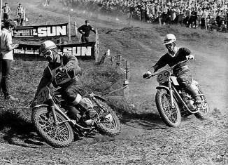 La historia del motocross